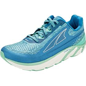 Altra Torin Plush 4 Running Shoes Women blue/green